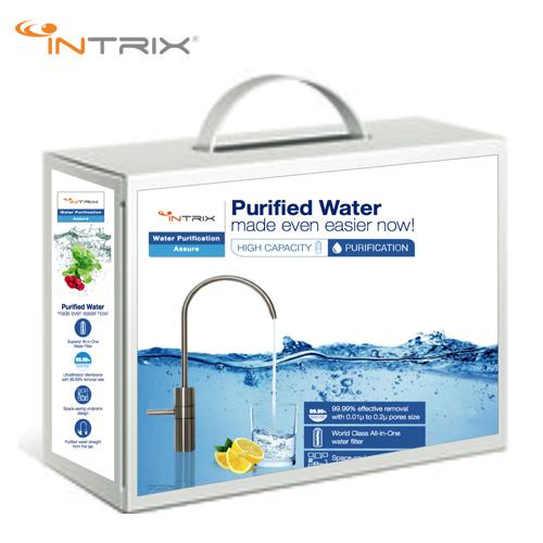 Intrix Assure Sax6 Water Purification System Gc De Galerie