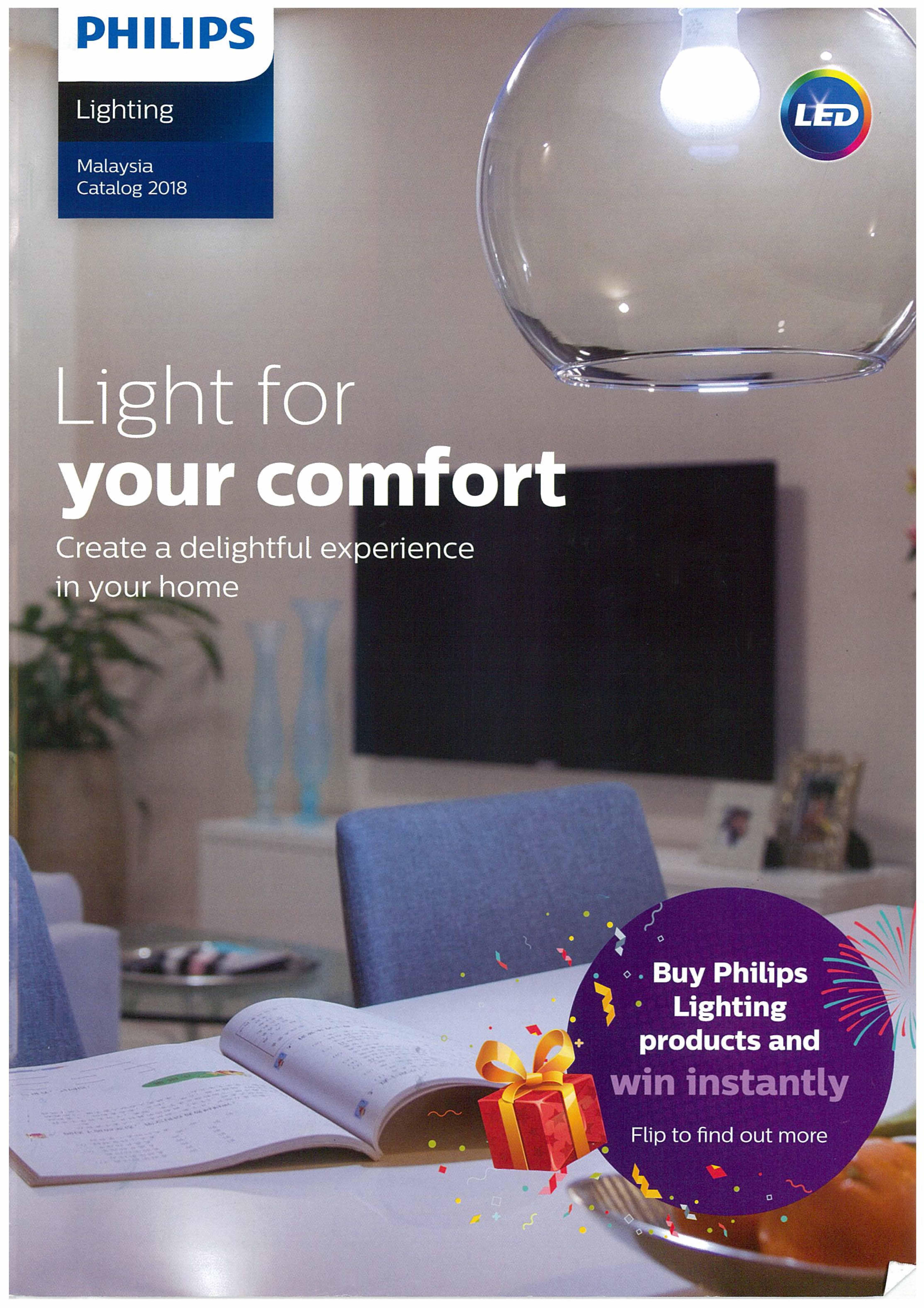 Philips Lighting 2018 Catalogue Gc De Galerie
