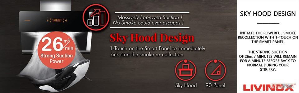 Sky Hood Design