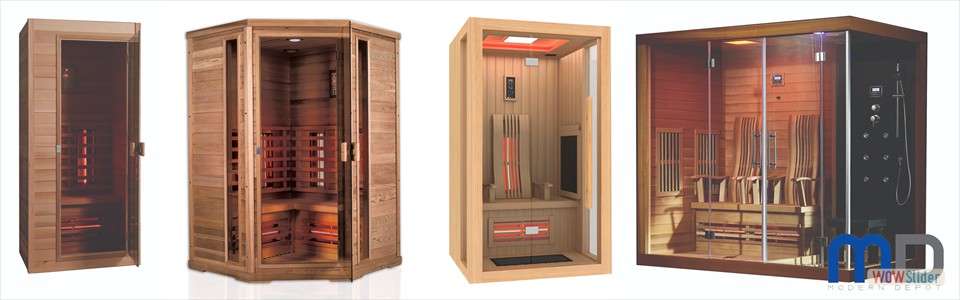 Private Sauna & Steam Room